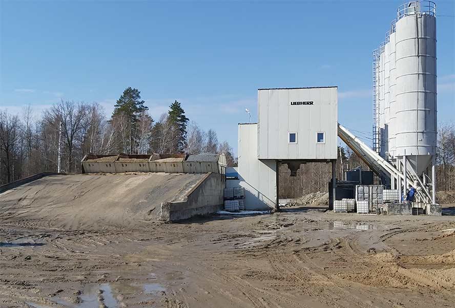 димитровград бетон